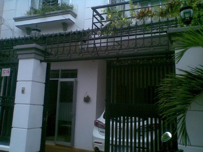 Bán biệt thự quận Bình Thạnh