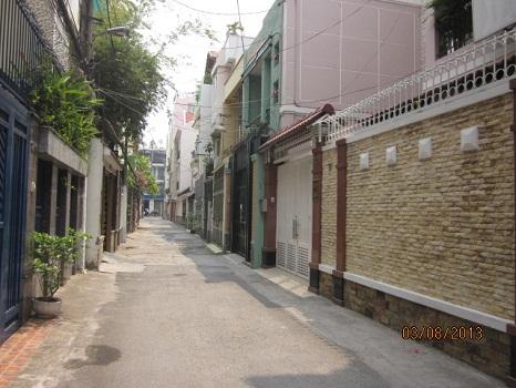 Bán biệt thự Quận Phú Nhuận giá rẻ