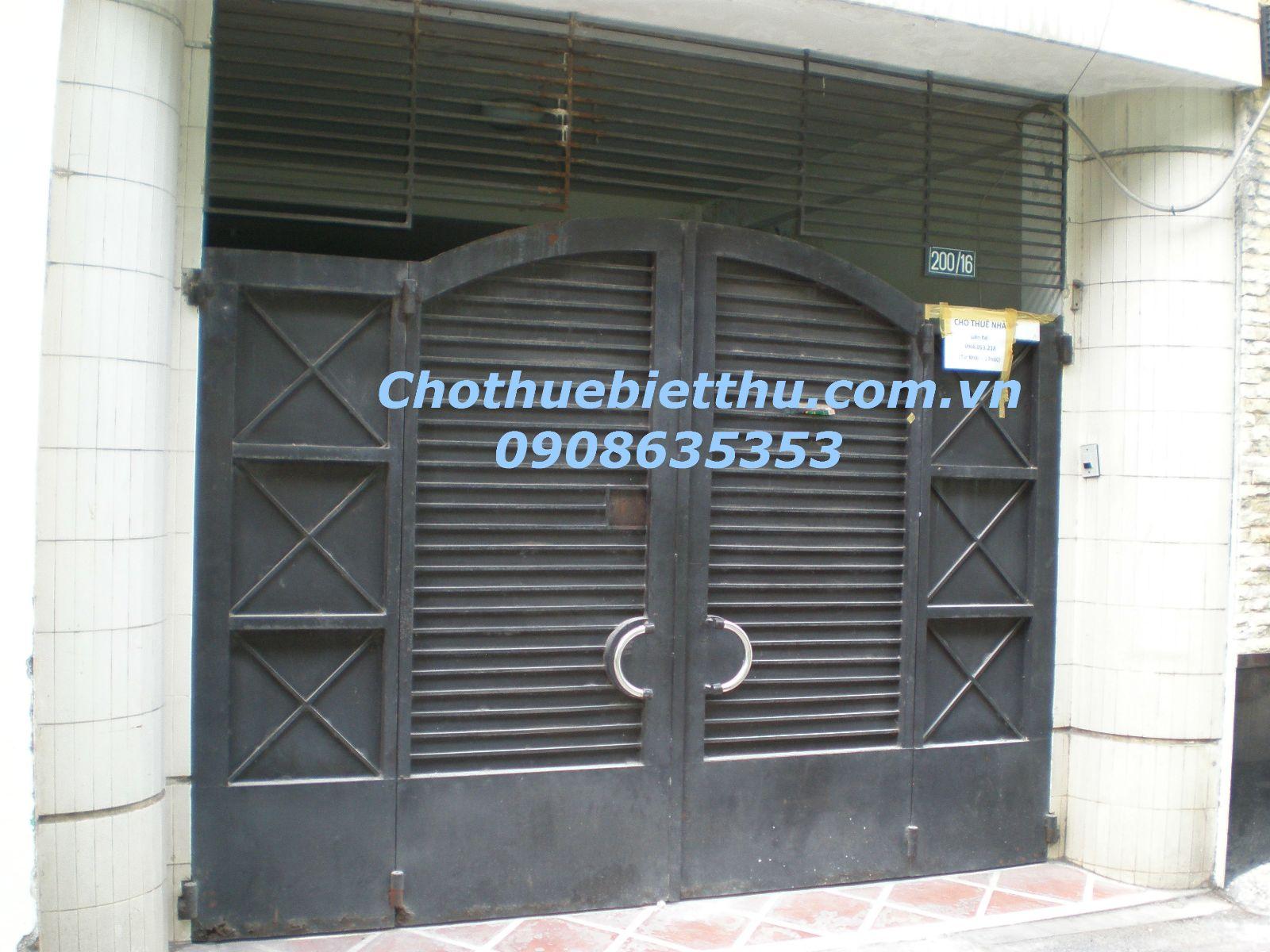 Cho thuê Nhà quận Phú Nhuận