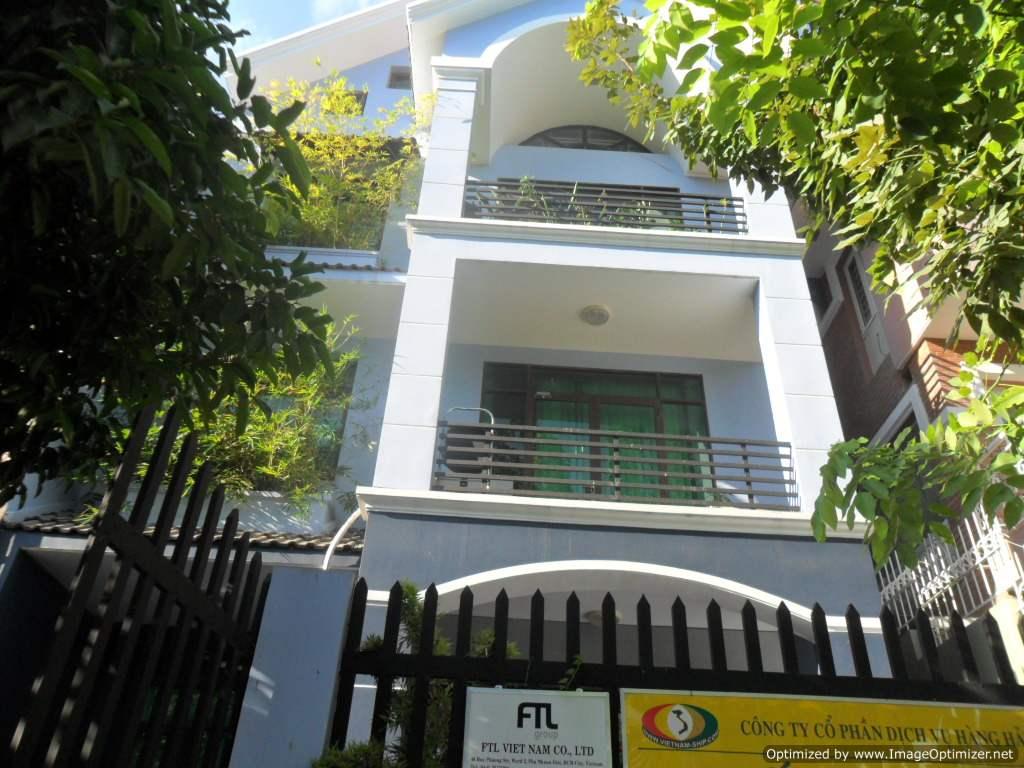 Bán biệt thự Quận Phú Nhuận